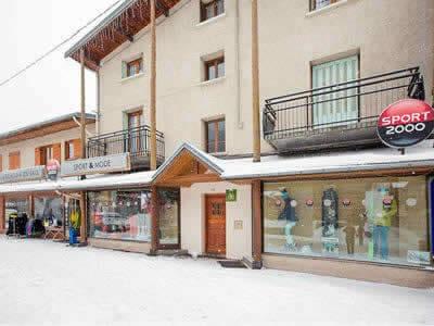 Ski hire shop VAL SPORTS, Lanslebourg Val Cenis in 110 rue du Mont Cenis