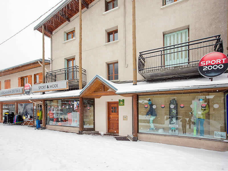 Ski hire shop VAL SPORTS, Lanslebourg Val Cenis in 110 rue du Mont Cenis