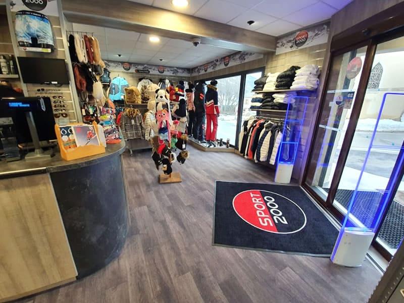 Ski hire shop AUSSOIS SPORTS, 20 Rue d'en Haut in Aussois