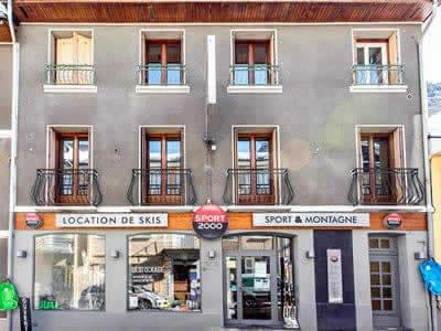 Ski hire shop COTE SKI, Cauterets in 24, rue Richelieu