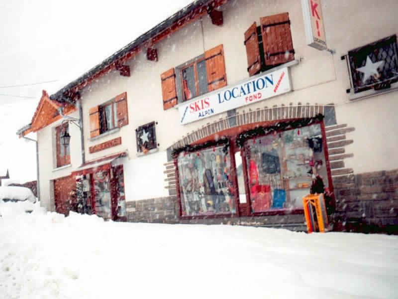 Ski hire shop Ski Service, Termignon-la-Vanoise in 26, Rue de la Parrachée