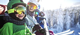Kids ski lesson - What is the best age to start skiing?