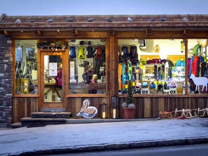 Ski hire shop Sport Gatt, Am Trattenbach 8 in Scheffau
