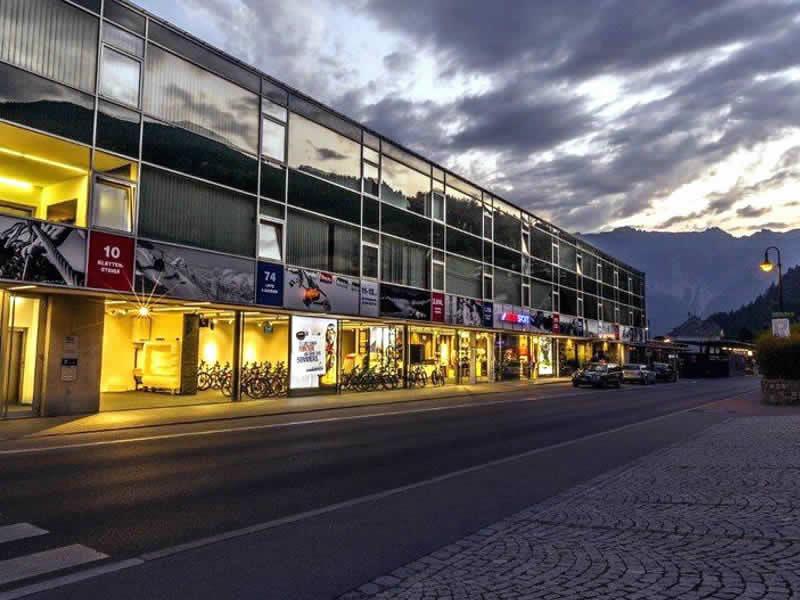 Ski hire shop INTERSPORT - Silvretta Montafon, Bahnhofstrasse 15 in Schruns