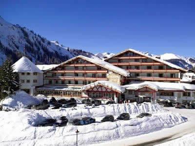 Ski hire shop Hofherr Sport, Berwang in Berwang 78 [Hotel Kaiserhof]