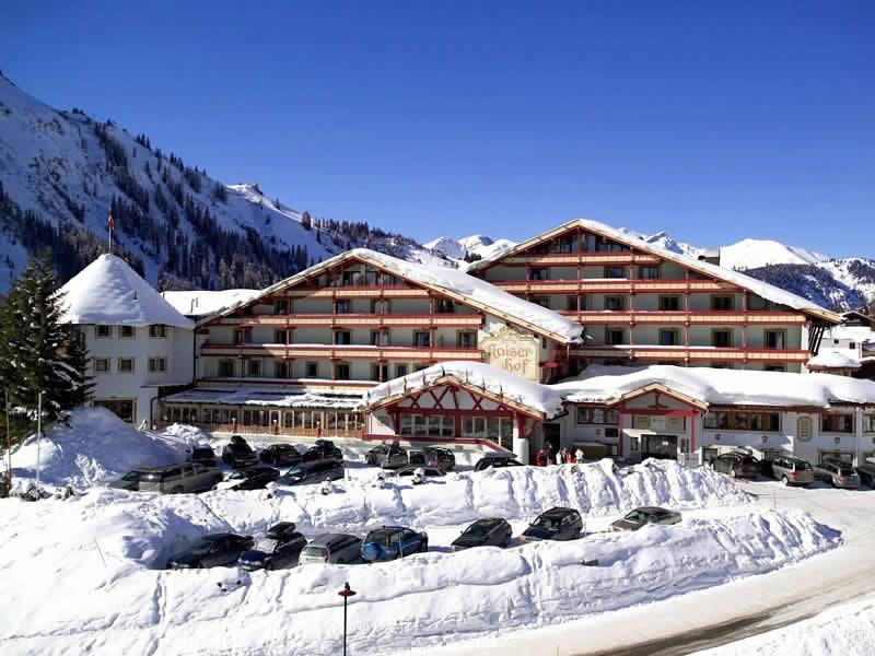Ski hire shop Hofherr Sport, Berwang 78 [Hotel Kaiserhof] in Berwang