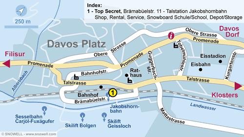 Ski Hire DavosDorf SNOWELL