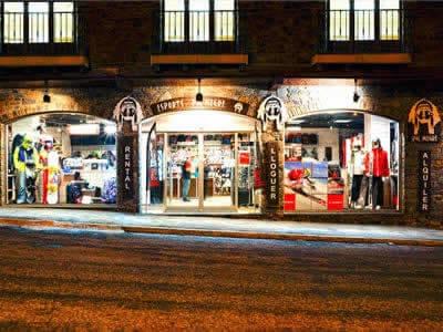 Ski hire shop Pic Negre II, Arinsal in C/Général Edifici Can Jan (Frente Salida Telecabina)