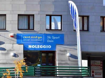 Ski hire shop Ski Sport Dain, Bardonecchia in Campo Smith, 4