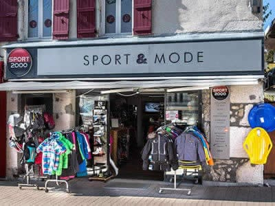 Ski hire shop SPORTNEIGE - SPORT & MODE, Villard de Lans in Centre Village - 38, place des Martyrs