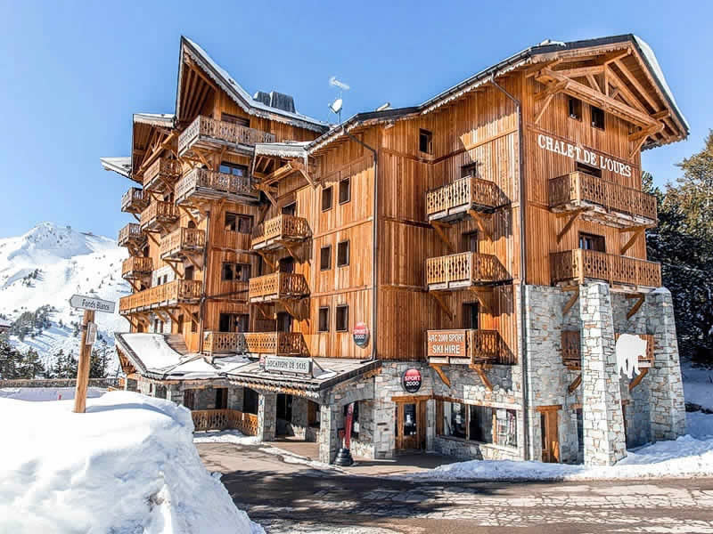 Ski hire shop ARC 2000 SPORT, Les Arcs 2000 in Chalet de l'ours