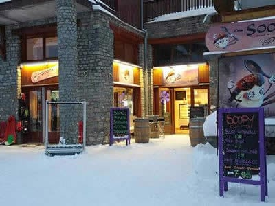 Ski hire shop SOOPY BY PLANET RIDE, Pralognan La Vanoise in Chalets du Vallonet