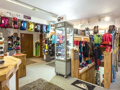 Ski hire shop Sport Gatt, Söll in Dorf 135