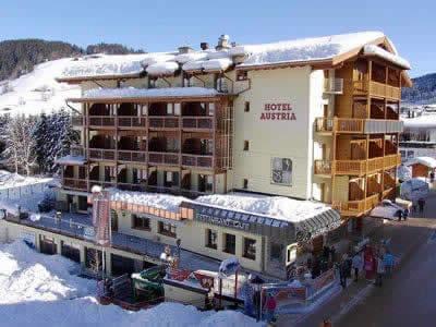 Ski hire shop Sport Blachfelder, Wildschönau-Niederau in Dorfstraße 123 [Hotel Austria]