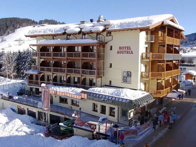 Ski hire shop Sport Blachfelder, Dorfstraße 123 [Hotel Austria] in Wildschönau-Niederau