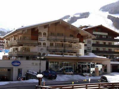Ski hire shop Snow & fun Hinterglemm, Hinterglemm in Dorfstrasse 204