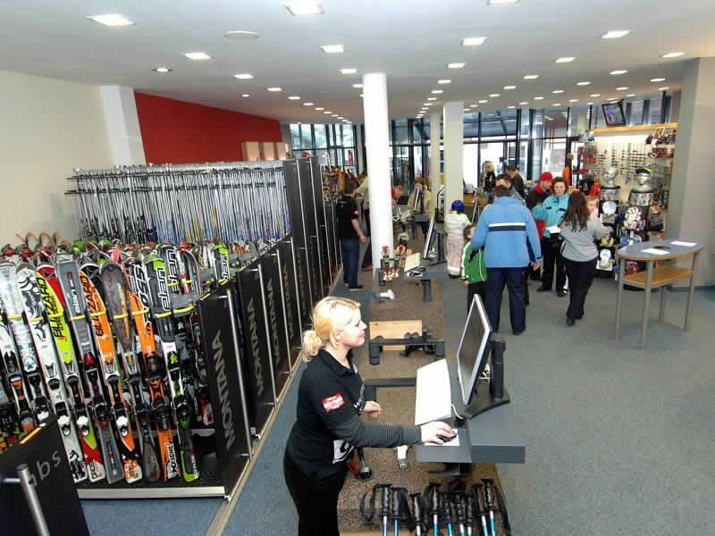 Ski hire shop Snow & fun Hinterglemm, Dorfstrasse 204 in Hinterglemm