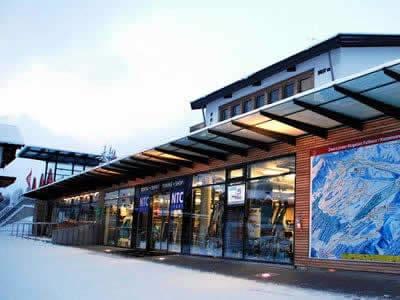 Ski hire shop NTC - Fellhornbahn, Oberstdorf in Faistenoy 10