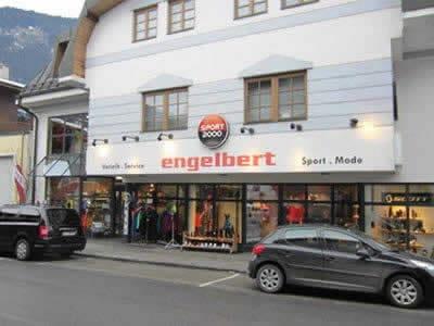 Ski hire shop SPORT 2000 Engelbert, Zell am Ziller in Gerlosstraße 3