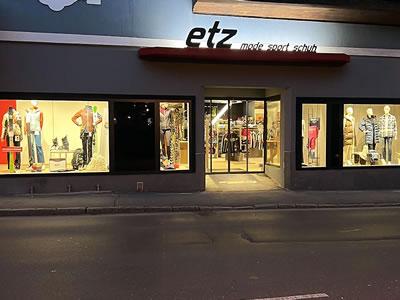 Ski hire shop SPORT 2000 Etz, Kirchberg i. Tirol in Hauptstraße 2