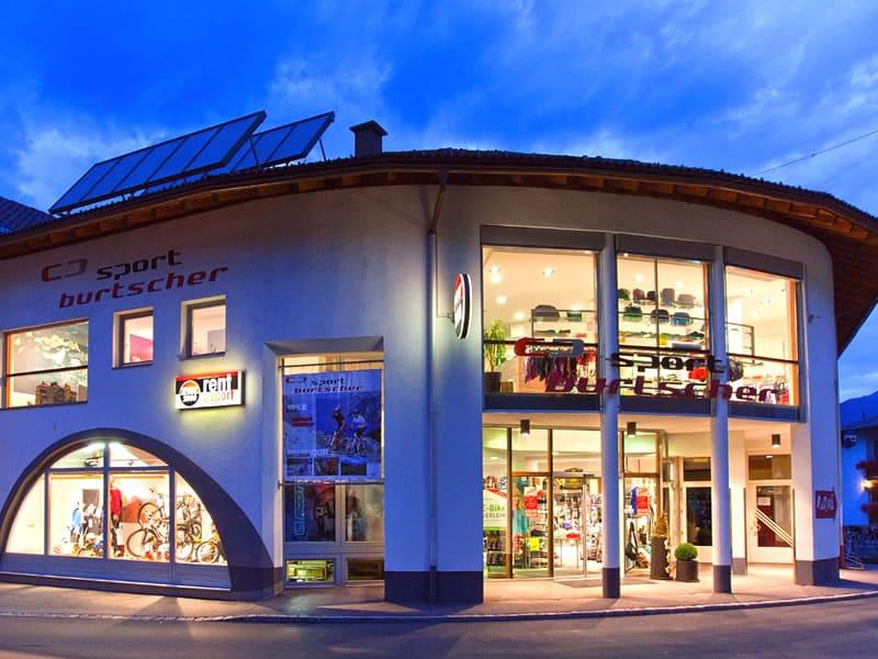 Ski hire shop SPORT 2000 Burtscher, Hauptstrasse 22 in Ried im Oberinntal