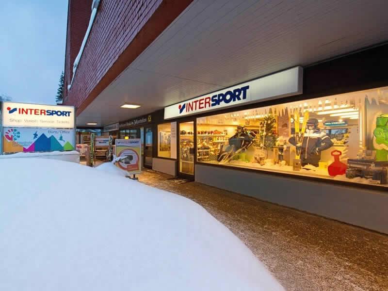 Ski hire shop INTERSPORT - Silvretta Montafon, Haus Valisera Nr. 28a in Gargellen