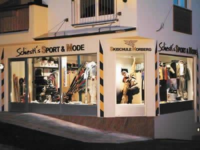 Ski hire shop Sport Schiestl, Hippach in Hippach-Dorf 9