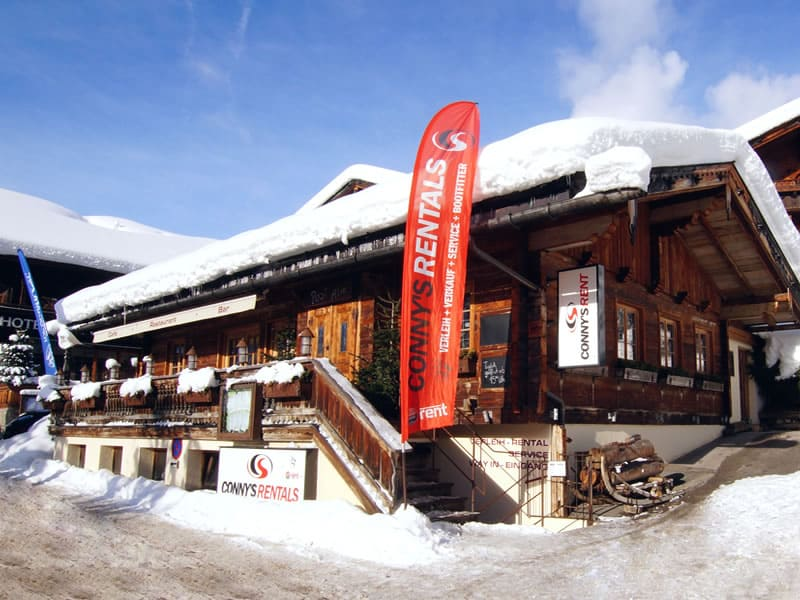 Ski hire shop Sport Conny's, HNr. 184b [Dorf] in Alpbach