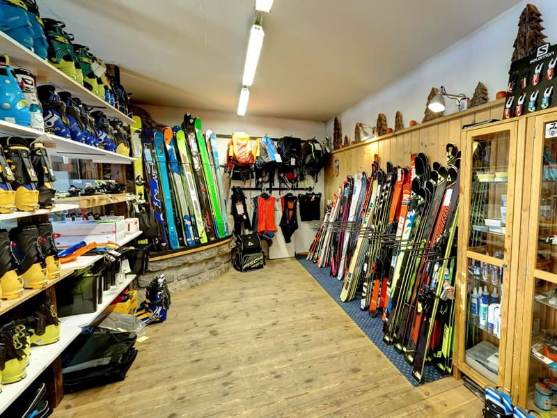 Ski hire shop Sport Conny's, HNr. 184b [Dorf] in Alpbach