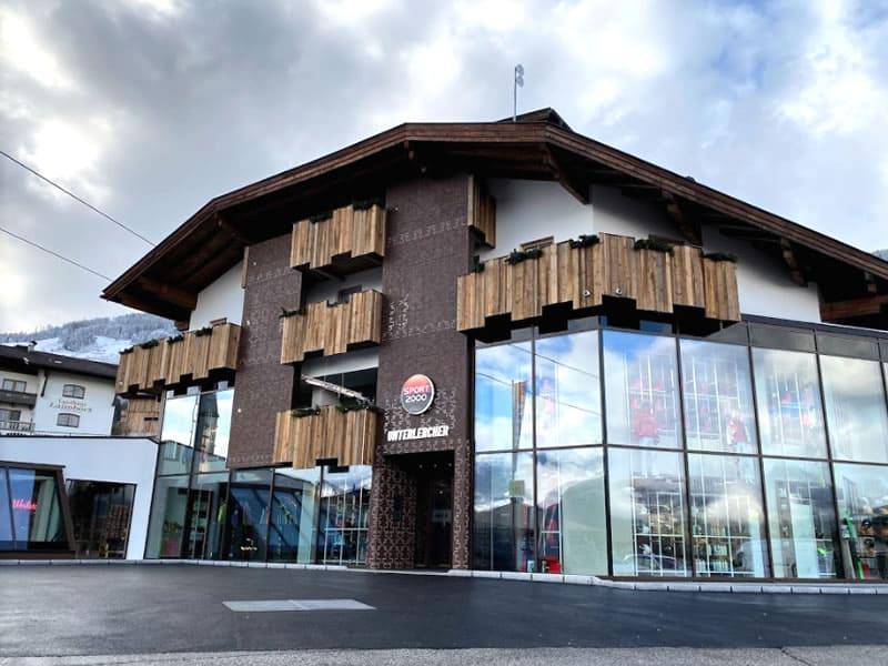 Ski hire shop SPORT 2000 Unterlercher, Hochfügener Str. 88 - Talstation Spieljochbahn in Fügen
