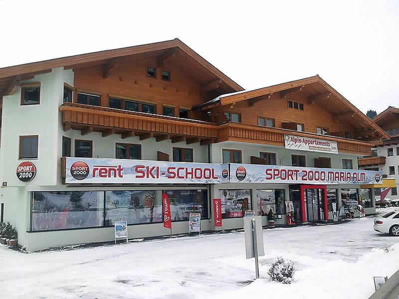 Ski hire shop SPORT 2000 Schösswendter, Hochkönigstrasse 25 in Maria Alm