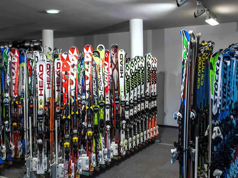 Ski hire shop Rent and Go Schölzhorn, Innerratschings 18 / Racines di Dentro, 18 in Ratschings