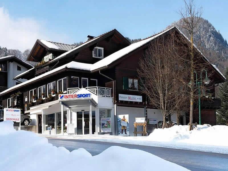 Ski hire shop INTERSPORT - Silvretta Montafon, Latschaustrasse 6 in Tschagguns