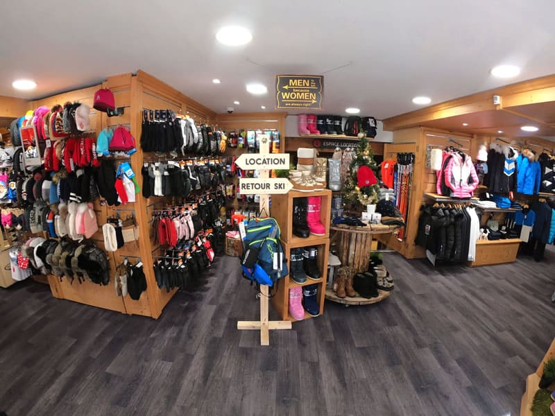Ski hire shop FLOW SPORT in Le Saint Etienne - Boulevard Georges Pompidou, Auron
