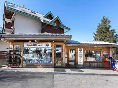 Ski hire shop GUILLET SPORT, Correncon-en-Vercors in Les Rambins