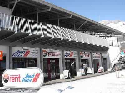 Ski hire shop Sport Fuchs, Brixen im Thale in Liftweg 1 [Talstation Gondelbahn]