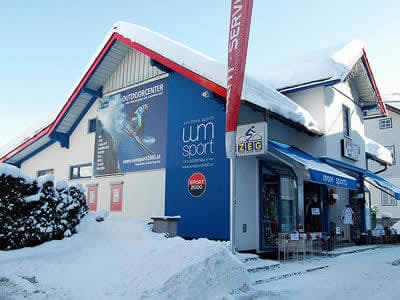 Ski hire shop WM - SPORT 2000, Abtenau in Markt 113