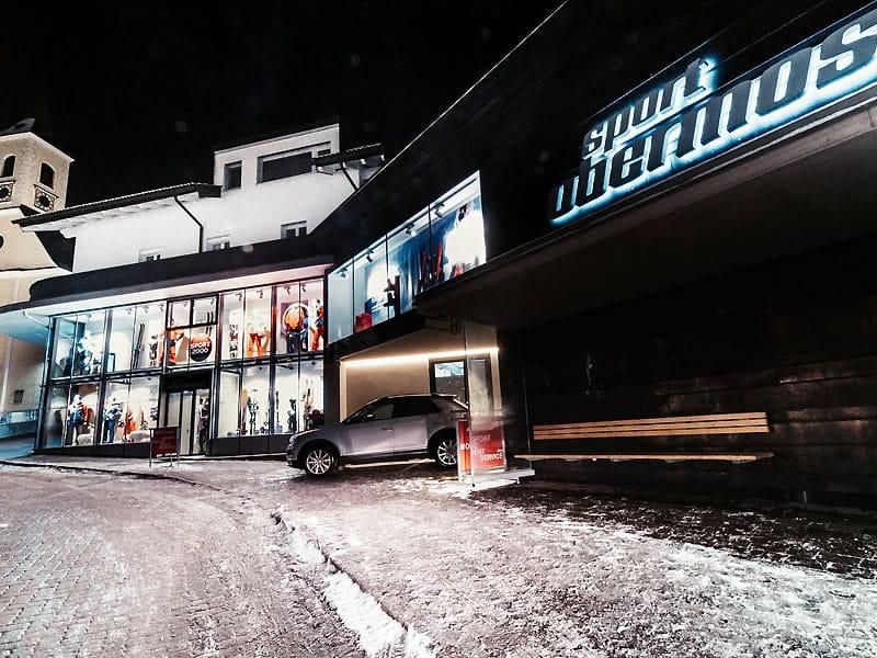 Ski hire shop SPORT 2000 Obermoser, Wagrain in Markt 2