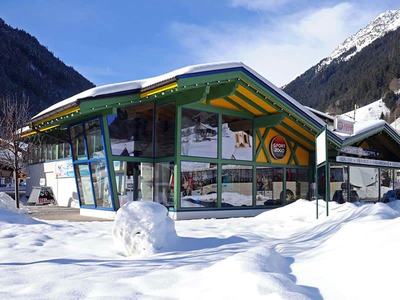 Ski hire shop SPORT 2000 Seppl, Nr. 17 in Gries im Sellrain