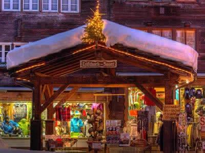 Ski hire shop Triftbachsport, Zermatt in Oberdorfstrasse 16 - beim Kirchplatz