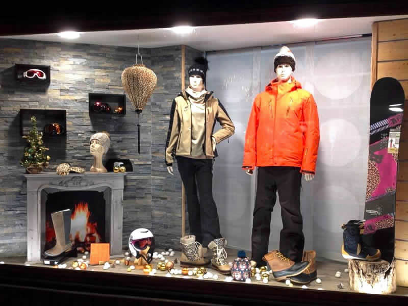 Ski hire shop CHRISTIAN SPORTS, Orrianes des sources in Les Orres
