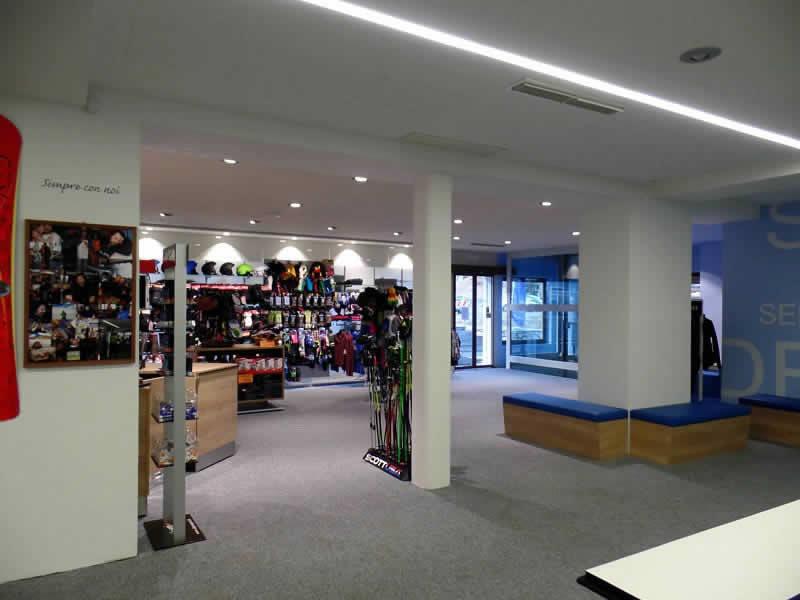 Ski hire shop Rent and Go Falcade, Piazzale Molino 10 in Falcade