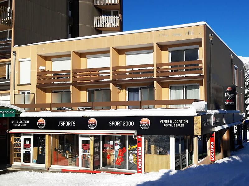 Ski hire shop J'SPORTS, Prairie des Sagnes - Centre station in Super Lioran
