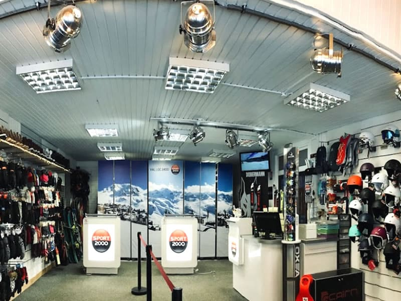Ski hire shop VAL LOC 2400, Résidence Val 2400 - Les Balcons in Val Thorens