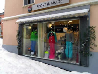 Ski hire shop GRANGEOT SPORT, Embrun in Rue Clovis Hugues