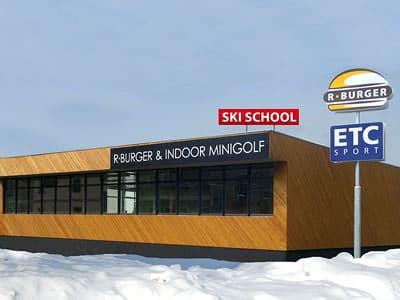 Ski hire shop ETC Sport, Svoboda nad Upou in Rychorske sidliste 146