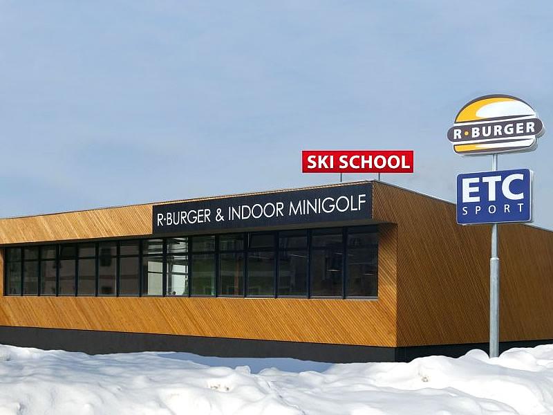 Ski hire shop ETC Sport, Rychorske sidliste 146 in Svoboda nad Upou