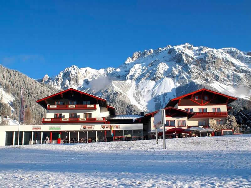Ski hire shop SPORT 2000 Ski Willy, Schildlehen 83 in Ramsau am Dachstein