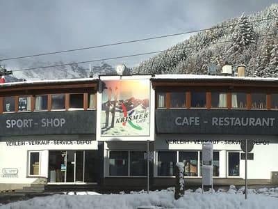 Ski hire shop Sport Krismer, Fiss in Seilbahnstrasse 38