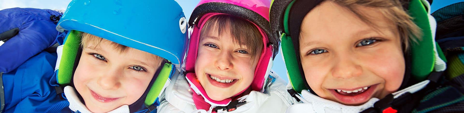 Top-Skigebiete für- Kinder in den Alpen